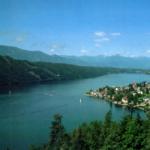 Millstätter See , einer der artenreichsten Seen in Kärnten