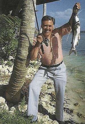 Angelausrüstung für den Urlaub am Meer
