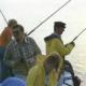 Angeln auf der Nordseeinsel Helgoland, Gerhard Hocke berichtet