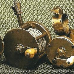 Antikes Angel-Gerät sammeln, ein interessantes Hobby