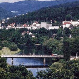 Fluss Fulda