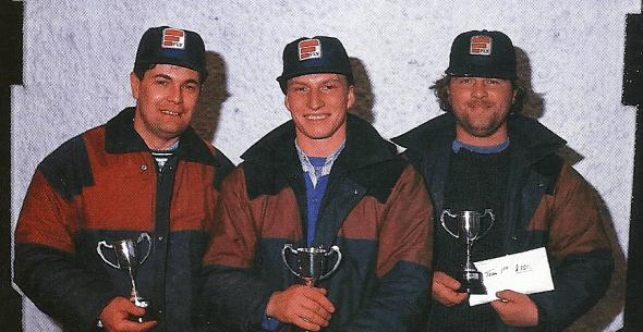 Die Loch-Ken-Meisterschaften in Schottland, New Galloway