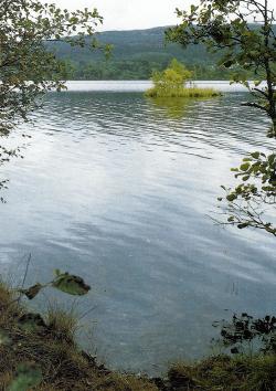Lochs in Schottland