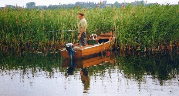 Die Müritz in Mecklenburg-Vorpommern - Topgewässer für Raubfischangler