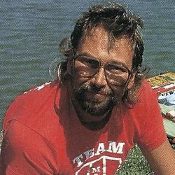 Roger Newton, Matchangler am Huntspill
