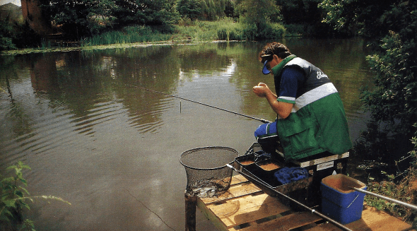 Die richtige Waggler-Wahl für den Fluss ist wichtig