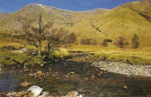 Auf Saiblinge in Schottland