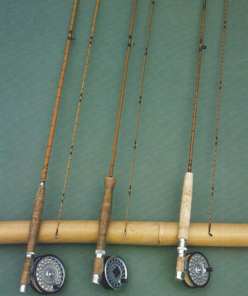 Fliegenruten zum Forellenangeln
