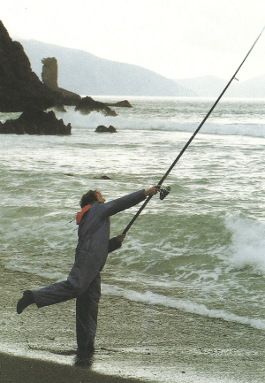 Stationärrollen fürs Meer