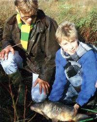 Karpfenfischen