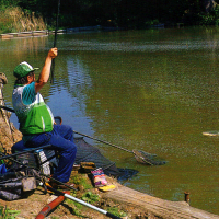 Meister-Angler Ivan Marks